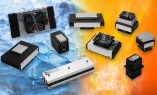 Moduły termoelektryczne