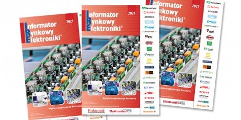 Prezentacja ARIZO w Informator Rynkowy Elektroniki 2021 (IRE)
