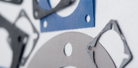 Ekranujące elastomery z siatkami